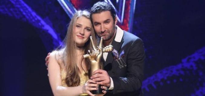 Iată cine a cucerit concursul tv, Vocea României 2017!