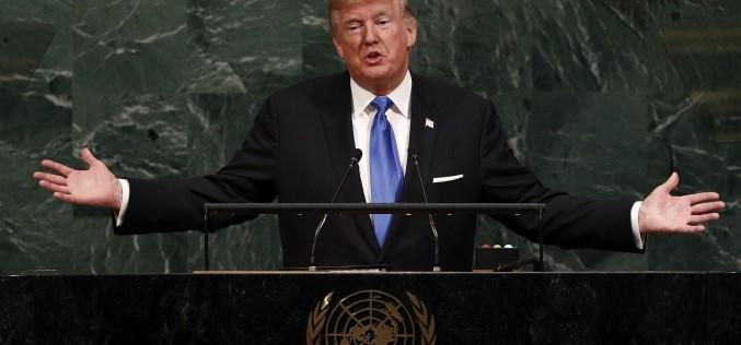 Decizia radicală luată de Trump după ce ONU a votat împotriva Preşedintelui SUA