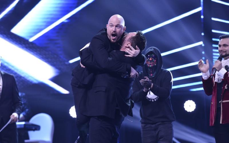 Americanul care a cucerit X Factor, vrea să devină român – VIDEO