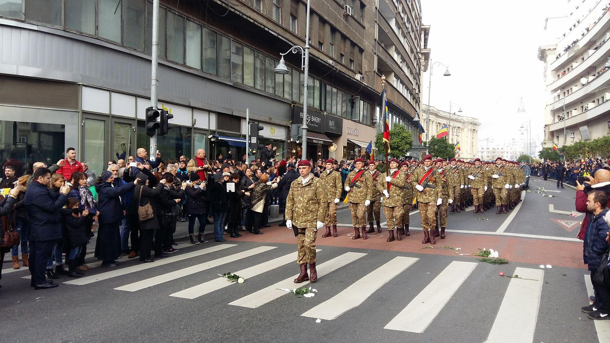 militari funeralii rege