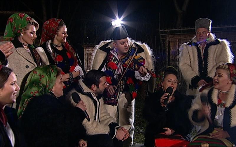 Mihai Morar, de Crăciun, mută polul distracţiei tocmai în Maramureş
