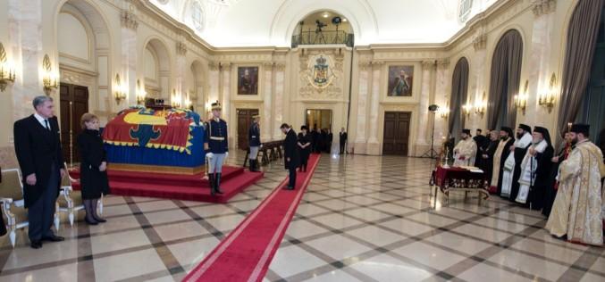 Anunţ de ultimă oră cu privire la funeraliile Regelui Mihai I al României