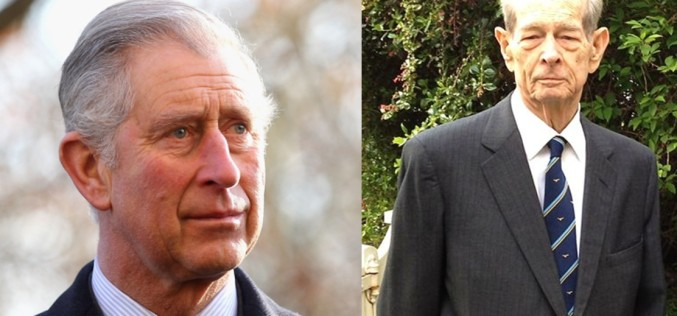 Prințul Charles va fi prezent la înmormântarea Regelui Mihai I al României