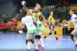 România, victorie uriaşă în partida cu Slovenia la Mondialul de handbal feminin