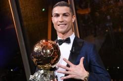 Cristiano Ronaldo a cucerit pentru a cincea oară în carieră, Balonul de Aur