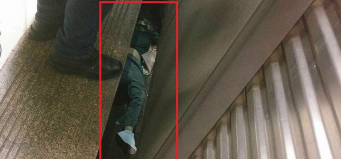 Tânăra împinsă în faţa metroului, era însărcinată! Iată fotografii cu tânăra moartă!
