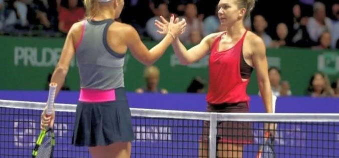 Motivul incredibil pentru care Caroline Wozniacki i-a luat faţa lui Halep!