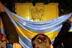 Ambasada României din Budapesta a fost atacată de un grup de unguri extremişti