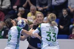 CSM Bucureşti, victorie uriaşă în Liga Campionilor. A spulberat unguroaicele de la Gyor!