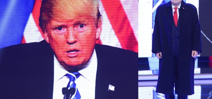 Nea Mãrin a ajuns în presa internațională din cauza lui Trump