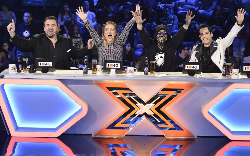 Delia, Horia Brenciu, Carla's Dreams și Ștefan Bănică încep căutările pentru X Factor 2018