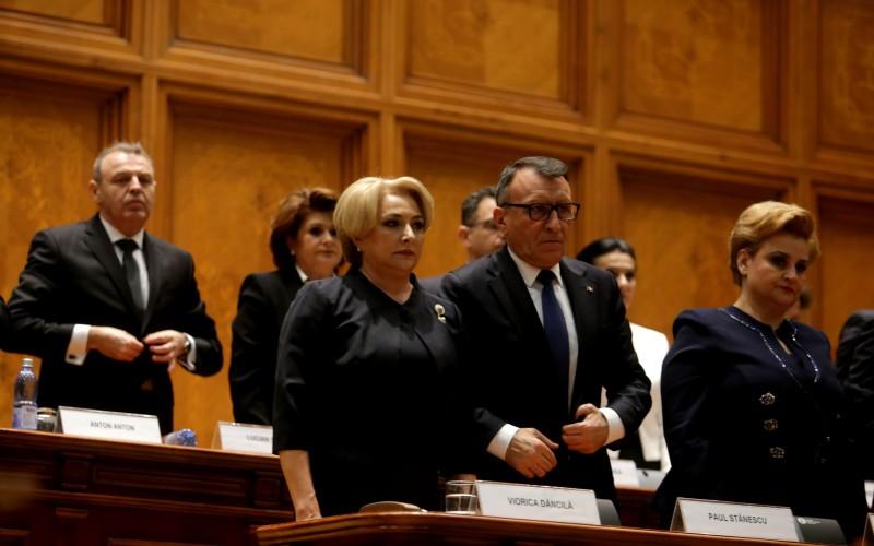 Guvernul Dăncilă, votat de Parlament. Iată câte voturi a primit noul Guvern PSD!