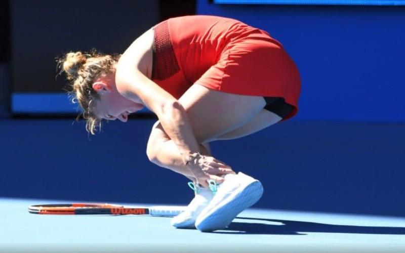 Simona Halep are probleme şi este incertă pentru Fed Cup!
