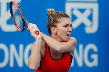 Simona Halep a spulberat-o pe Eugenie Bouchard în turul doi la Australian Open