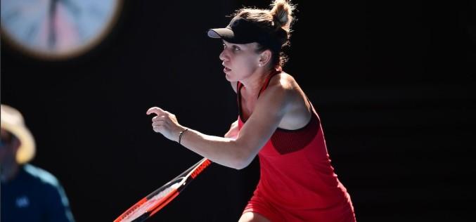 Simona Halep, primele declaraţii după meciul dramatic cu Angelique Kerber