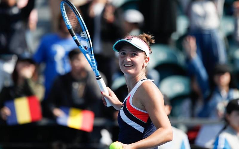 Irina Begu, calificare dificilă în sferturi de finală la Shenzhen Open
