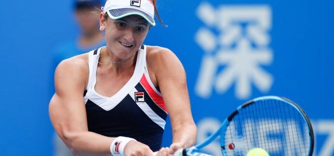 Irina Begu, calificare dificilă în turul doi la turneul de tenis de la Budapesta