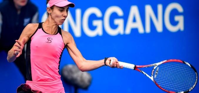 Mihaela Buzărnescu a pierdut finala turneului de tenis de la Hobart