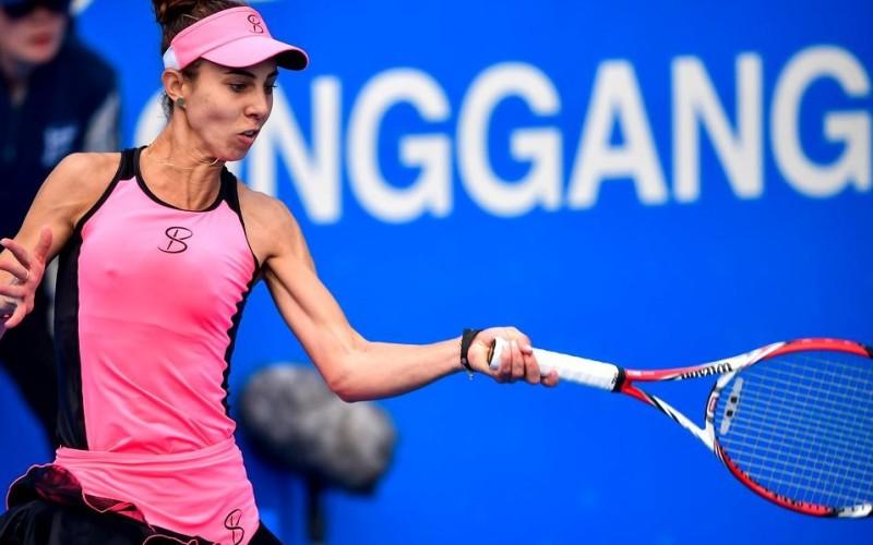 Mihaela Buzărnescu a spulberat-o Alison Riske. Românca e în semifinale la Hobart