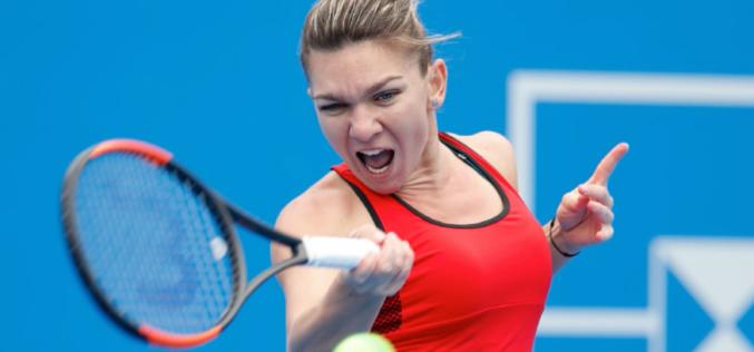 Simona Halep, a bifat al doilea succes din 2018. S-a calificat în semifinale la dublu la Shenzhen, alături de Irina Begu