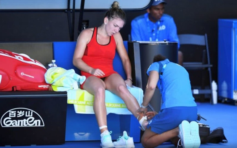 Simona Halep, sfătuită să nu participe la Fed Cup. Iată din ce motiv!