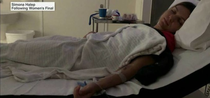 Situaţie dramatică pentru Simona Halep. A ajuns la spital după finala de la Australian Open!