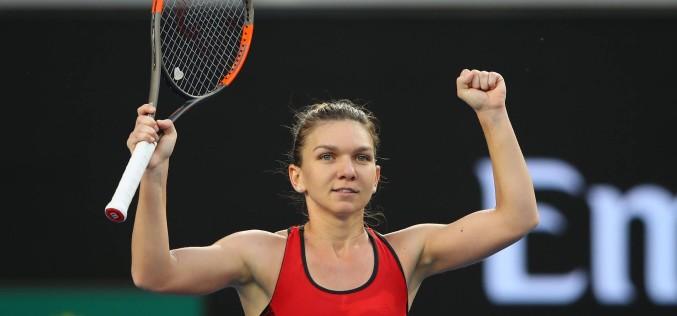 Simona Halep, calificare istorică în semifinale la Australian Open