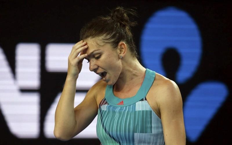 Simona Halep, făcută praf de o mare campioană, după eşecul de la Indian Wells