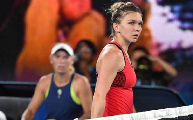 Simona Halep, atac dur la adresa lui Wozniacki: eu nu o să fac niciodată aşa!