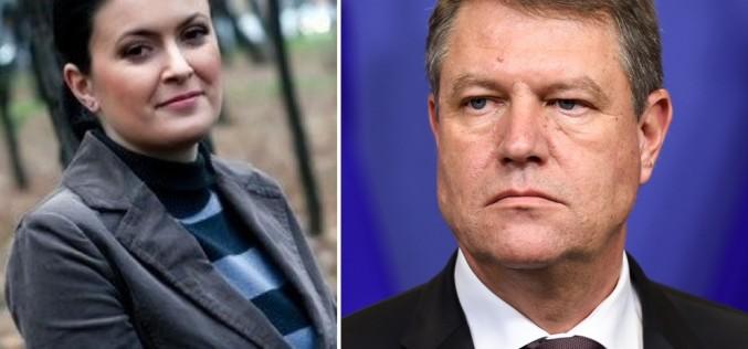 Sorina Matei, îl face praf şi pulbere pe Klaus Iohannis: Vorbe fără noimă, formă fără fond. Politicianism ieftin!