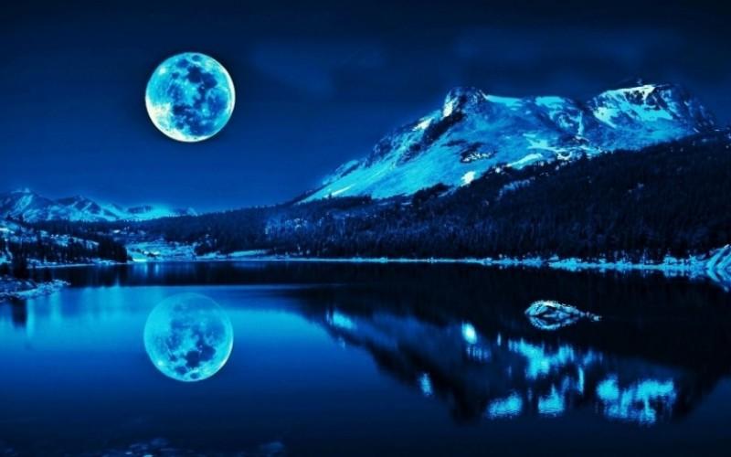 Superluna Albastră Sângerie. Iată când va avea loc straniul fenomen astronomic!