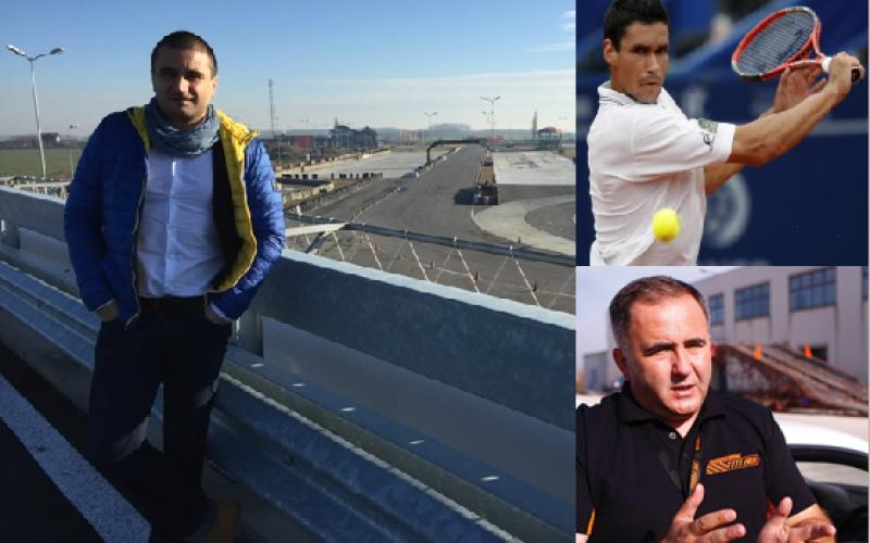 Victor Hănescu şi Titi Aur oferă idei inedite de cadouri!
