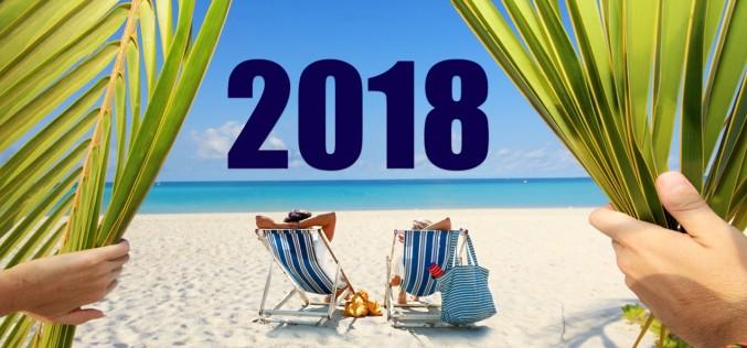 Iată câte zile libere vor avea românii în anul 2018!