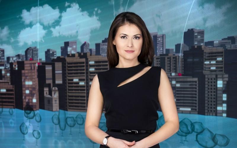 Anamaria Gudu, noua achiziţie Antena 1 la pupitrul de știrilor Observator