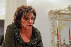 """Carmen Tănase, de la extaz la agonie în serialul """"Fructul oprit"""""""