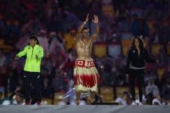 Un sportiv a făcut furori la festivitatea de deschidere a Olimpiadei din PyeongChang