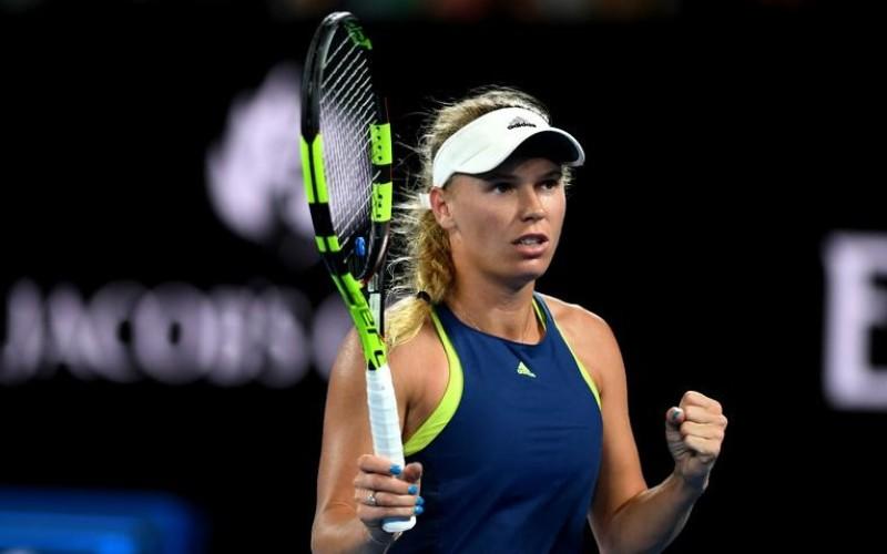 Caroline Wozniacki, scandal la Doha în meciul cu Niculescu. A jignit-o pe româncă!