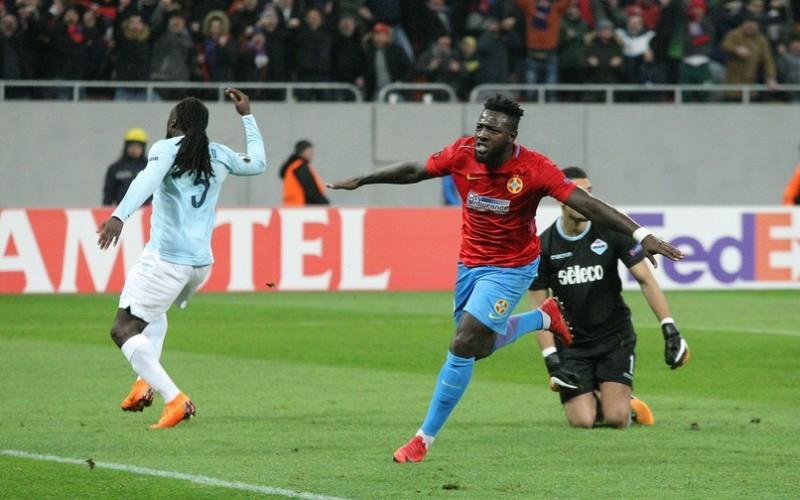 FCSB, victorie uriaşă în Europa League. A învins echipa Lazio pe Naţional Arena din Bucureşti!