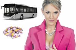 Firea a ales să cumpere autobuze de la turci. Iată câţi bani cheltuie Primăria pe 400 de autobuze noi!