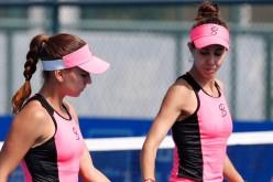 Mihaela Buzărnescu şi Irina Bara, înfrângere dramatică în semifinale la dublu la Budapesta