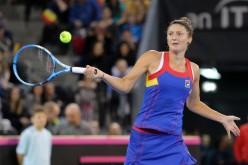 Irina Begu, victoria carierei. A bătut-o măr pe Ostapenko la Madrid