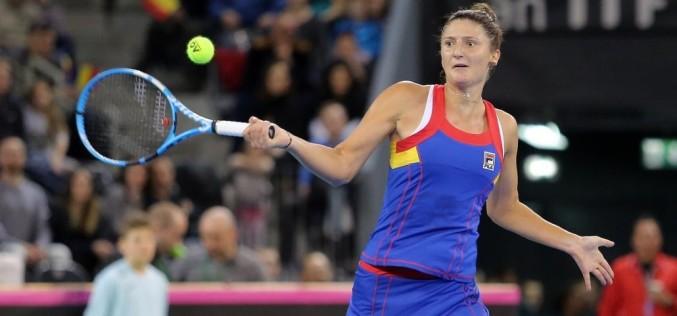 Irina Begu şi Sorana Cîrstea, eliminate în sferturi de finală la Budapesta