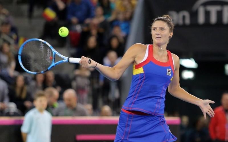 Irina Begu, victorie spectaculoasă în primul tur la Roma