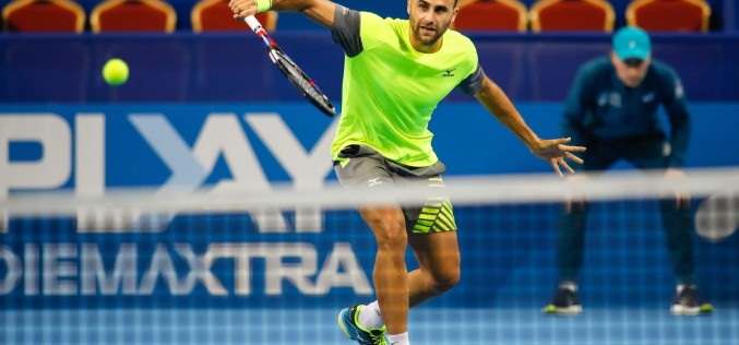 Marius Copil, victorie uriaşă la turneul de la Sofia. L-a eliminat pe al treilea favorit!