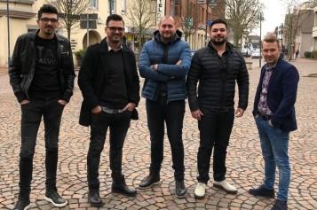 Cinci români, dintre care trei sunt medici, s-au apucat să construiască o Nouă Românie în inima Germaniei!