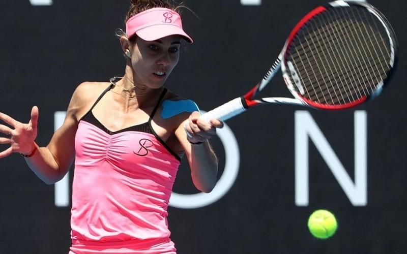 Mihaela Buzărnescu, victoria carierei la Doha. A bătut-o măr pe cea care i-a luat titlul lui Halep la Roland Garros
