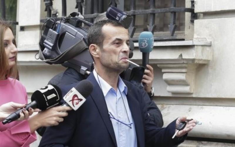 """Circ la Parchetul General. """"Procurorul portocală"""" Mircea Negulescu acuză un jurnalist că l-a agresat!"""