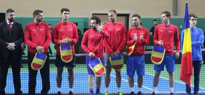 România a învins Luxemburg în Cupa Davis cu scorul de 3-1