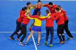 România a învins Canada şi s-a calificat în barajul pentru Grupa I Mondială la Fed Cup.