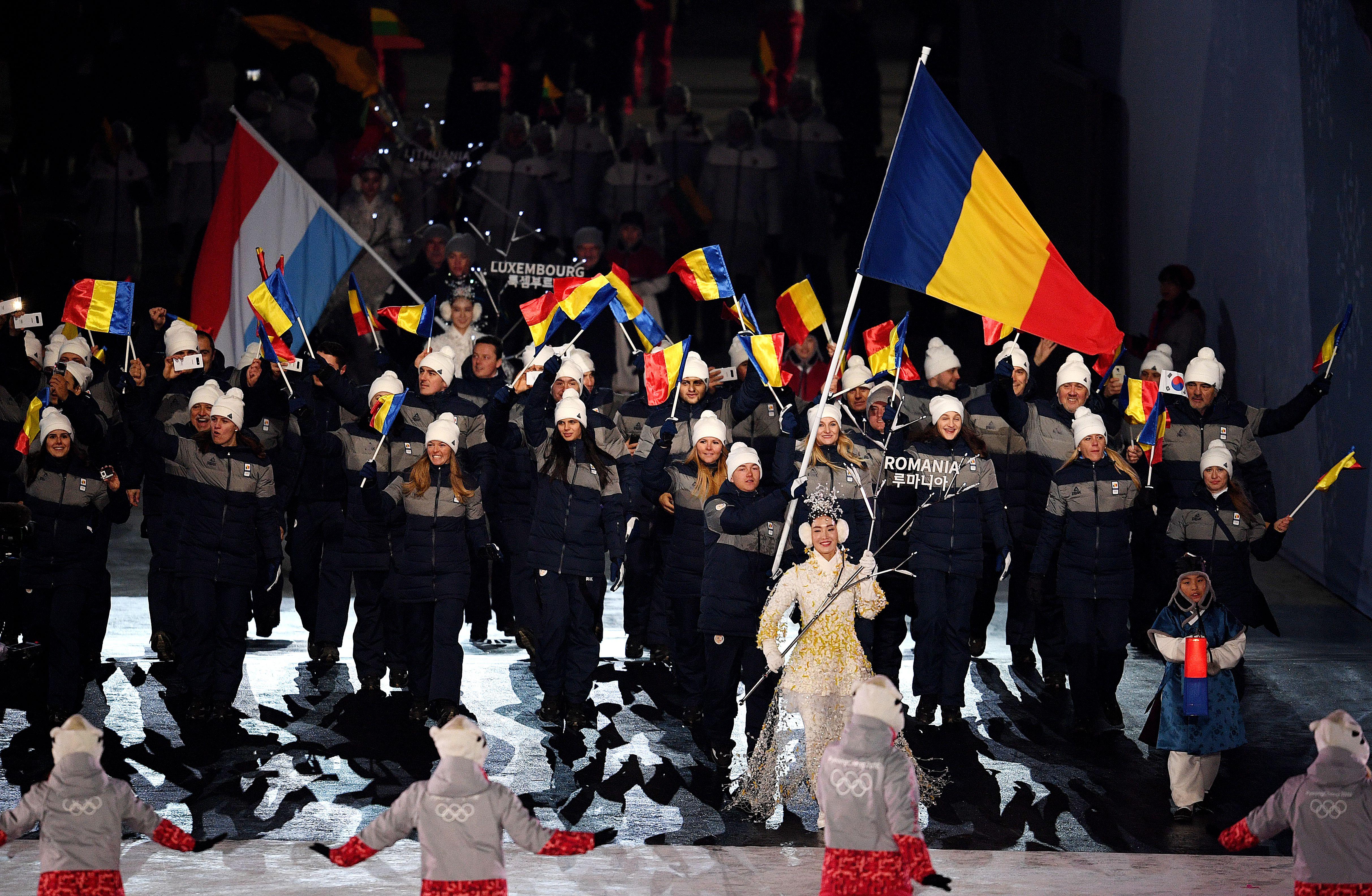 romania olimpiada 2018